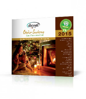 Dicoal, catálogo Otoño - Invierno 2015
