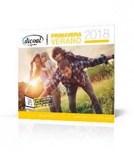 Campaña Dicoal primavera verano 2018